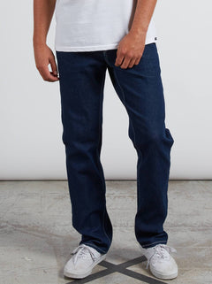 Kinkade Regular Fit Jeans In Indigo Ridge, Front View