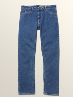 Kinkade Regular Fit Jeans - Indigo Ridge Wash