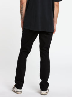 2X4 Skinny Fit Jeans - Black Out (A1931510_BKO) [2]