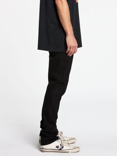 2X4 Skinny Fit Jeans - Black Out (A1931510_BKO) [3]