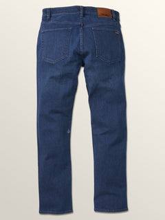Kinkade Regular Tapered Fit Jeans - Blue Ozone
