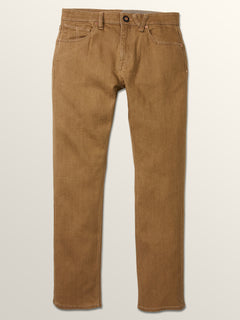 Kinkade Regular Tapered Fit Jeans In Wet Sand, Third Alternate View