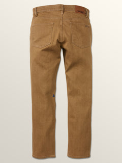 Kinkade Regular Tapered Fit Jeans In Wet Sand, Fourth Alternate View