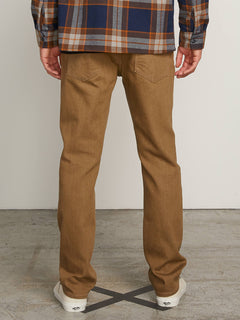 Kinkade Regular Tapered Fit Jeans - Wet Sand