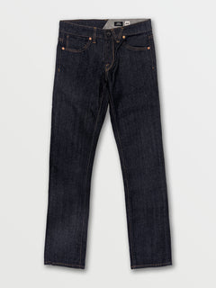V Slim Stretch Jeans - Rinse