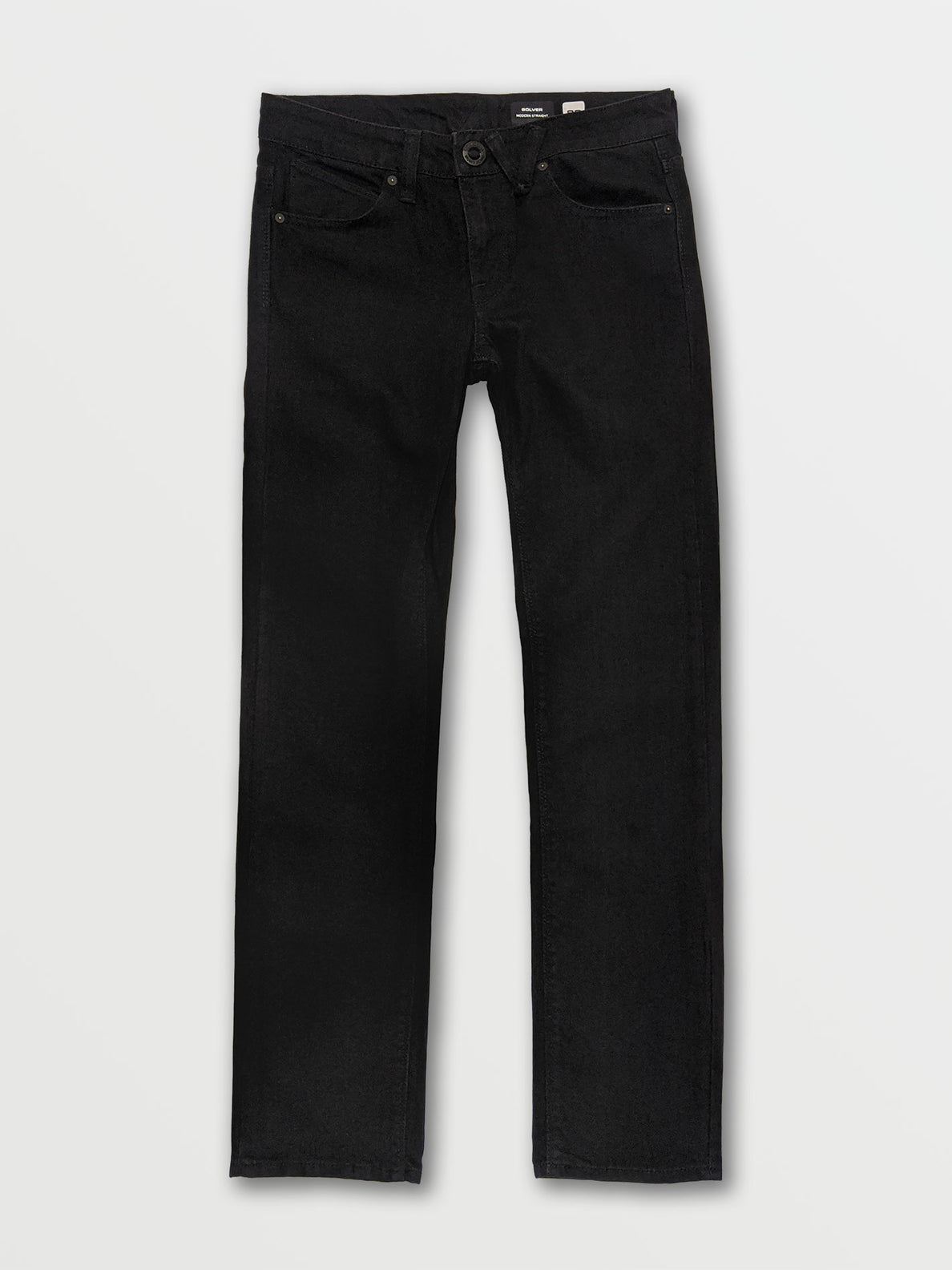 V Modern Stretch Jeans - Black