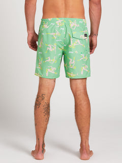Sink Or Swim Trunks - Jade (A2522000_JDE) [2]