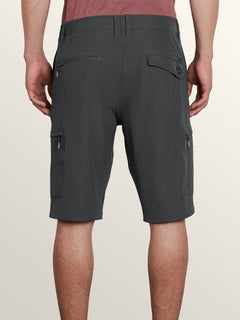 573294f3ce ... Surf 'N Turf Dry Cargo Hybrid Shorts In Charcoal Heather, ...