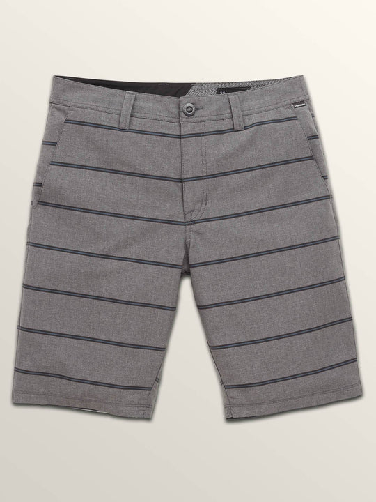 Frickin Surf N' Turf Mix Hybrid Shorts - Gunmetal Grey