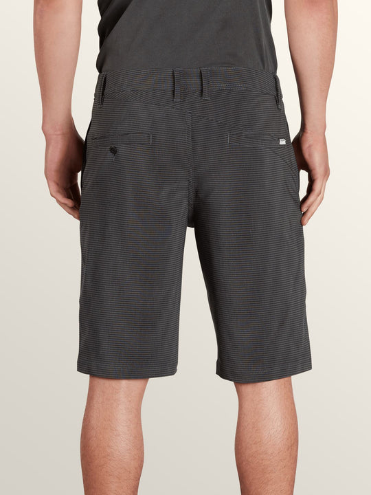 Frickin Surf N' Turf Mix Hybrid Shorts - New Black