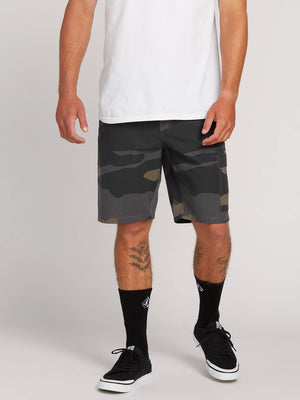46d9483566c2 Surf N' Turf Yutes Hybrid Shorts - Dark Camo in DARK CAMO - Primary View