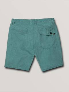 Surf N' Turf Faded Hybrid Shorts - Agave (A3211903_AGV) [B]