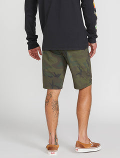 Frickin Surf N' Turf Mix Hybrid Shorts - Camouflage (A3211905_CAM) [2]