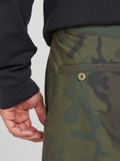 Frickin Surf N' Turf Mix Hybrid Shorts - Camouflage (A3211905_CAM) [4]