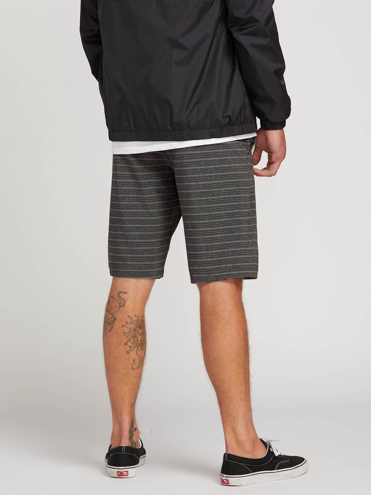 los angeles 9edc3 ce0d9 Frickin Surf N' Turf Mix Hybrid Shorts - Charcoal Heather in CHARCOAL  HEATHER - Alternative