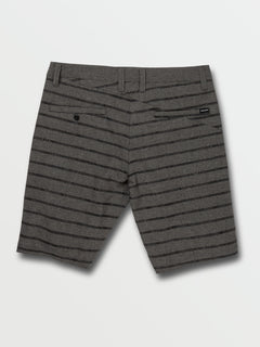Frickin Surf N' Turf Mix Shorts - Black Out (A3212003_BKO) [B]