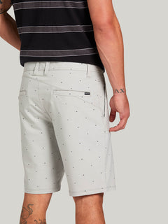 Frickin Surf N' Turf Mix Hybrid Shorts - Tower Grey (A3212003_TWR) [4]
