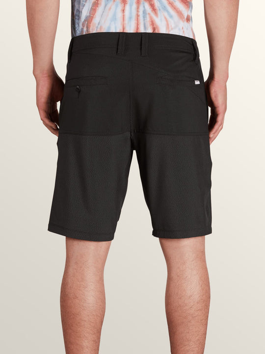 Surf 'N Turf Hybrid Block Hybrid Shorts