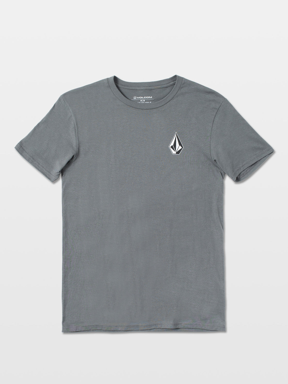 Euro Corpo Short Sleeve Tee - Charcoal