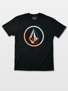 Illuminator Short Sleeve Tee - Black