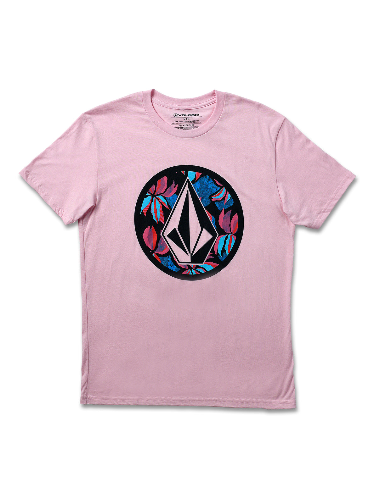Sweet Repeat Short Sleeve Tee - Pink
