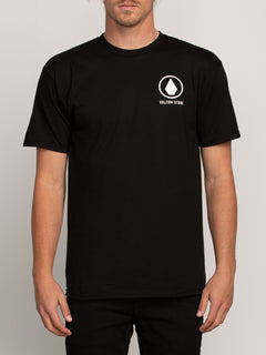 Move On Short Sleeve Tee - Black (A351172V_BLK) [F]