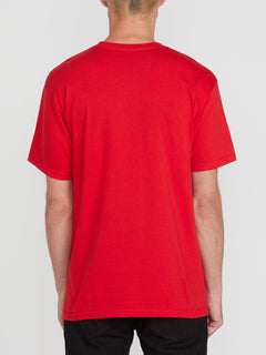 RICTOR S/S TEE (A3512004_RED) [B]