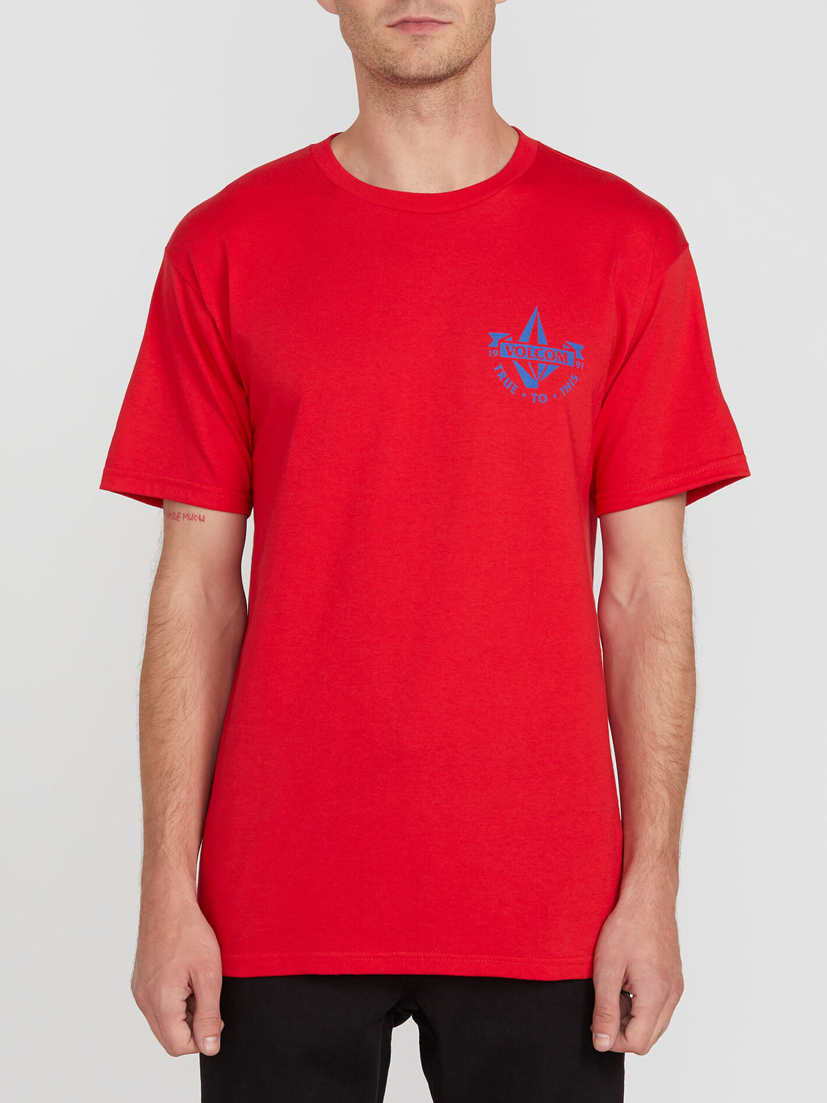 RICTOR S/S TEE (A3512004_RED) [F]