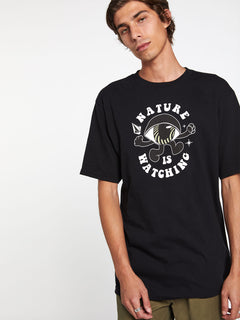 WATCHED S/S TEE (A3512009_BLK) [20]