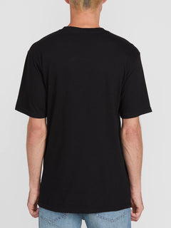 WATCHED S/S TEE (A3512009_BLK) [B]