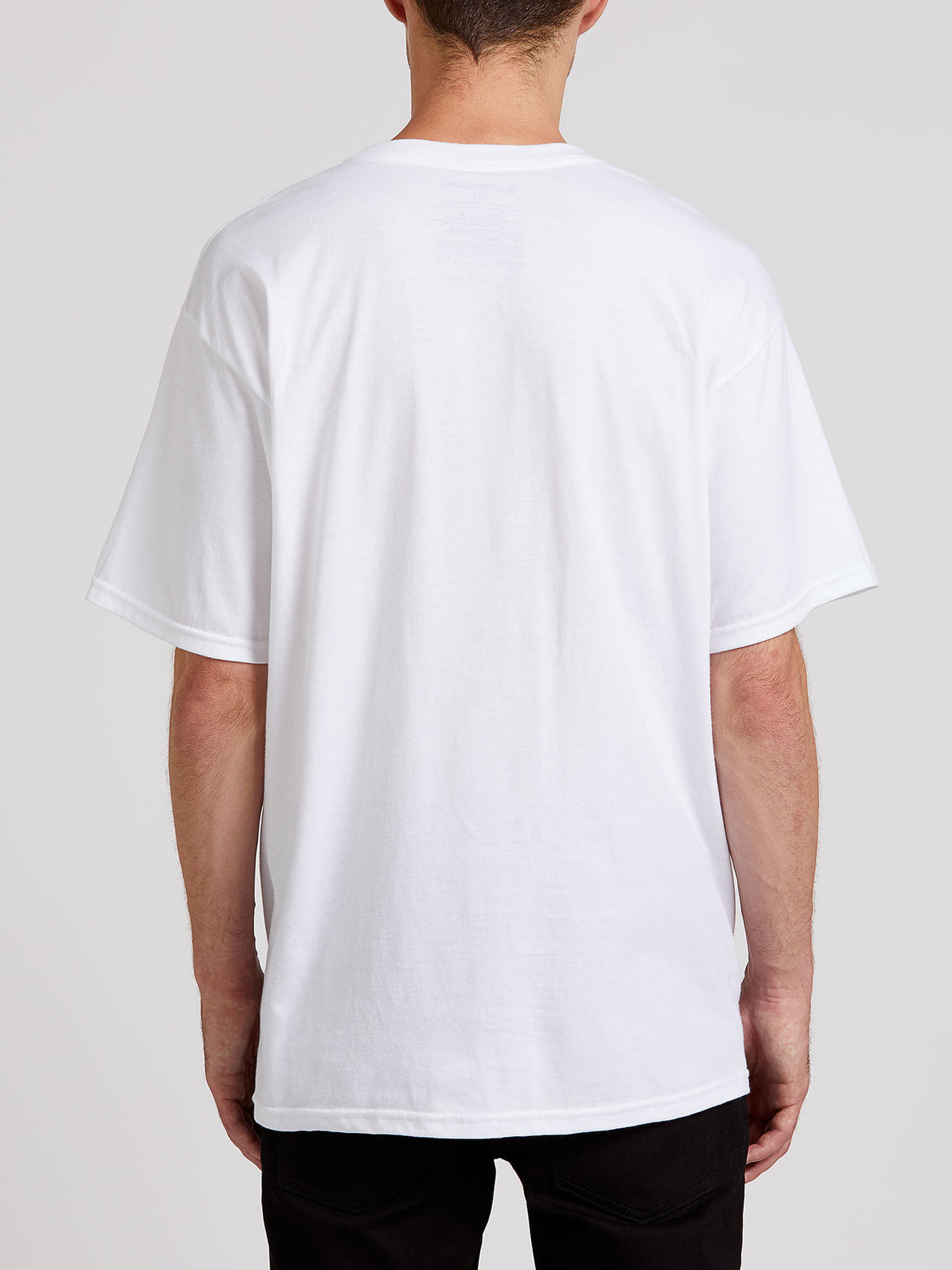 Yew Short Sleeve Tee - White (A3522008_WHT) [B]