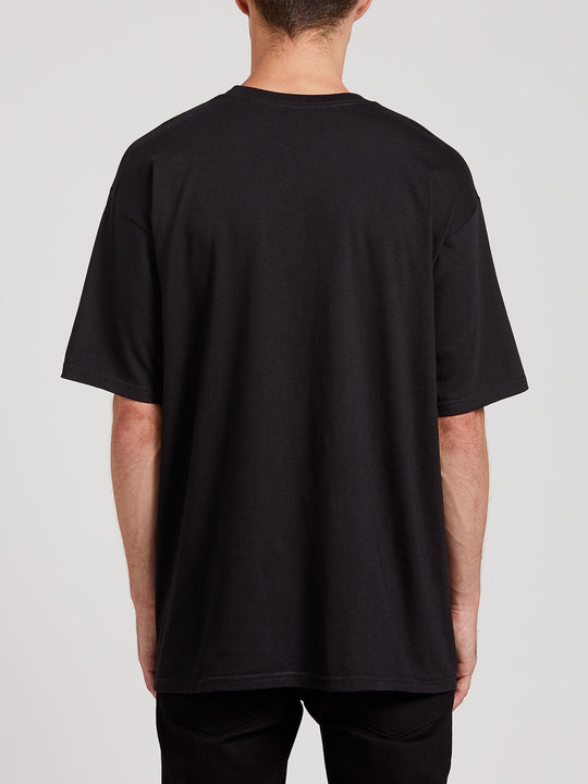 The Projectionist Short Sleeve Tee - Black (A3522009_BLK) [B]