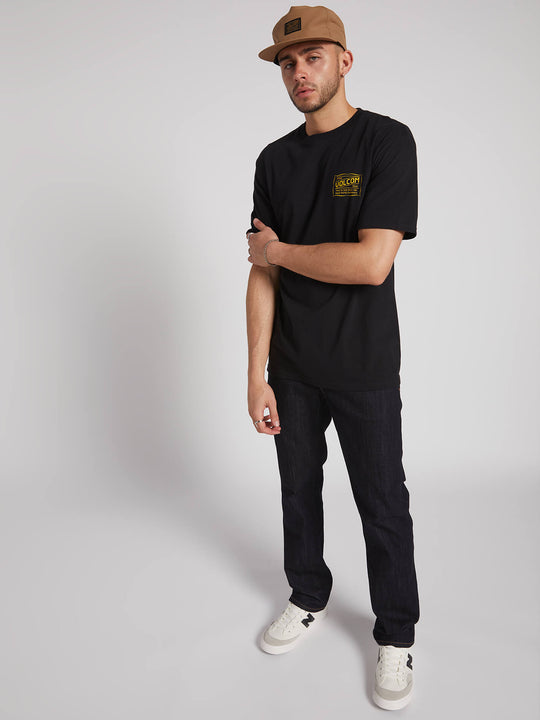 ROAD TEST S/S TEE (A3531902_BLK) [1]