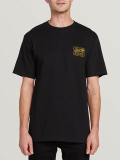 ROAD TEST S/S TEE (A3531902_BLK) [F]