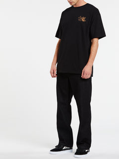 Stonely Short Sleeve Tee - Black (A3532008_BLK) [13]