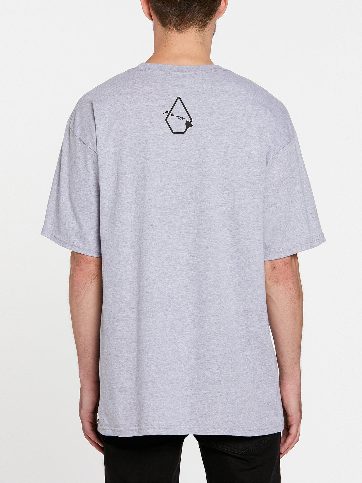 True Short Sleeve Tee - Heather Grey