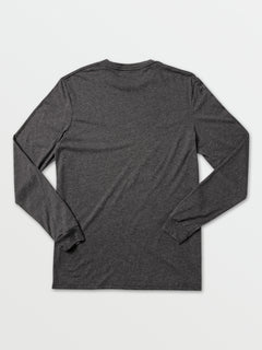 Via Stone Long Sleeve  - Graphite Heather (A3601951_GPH) [B]