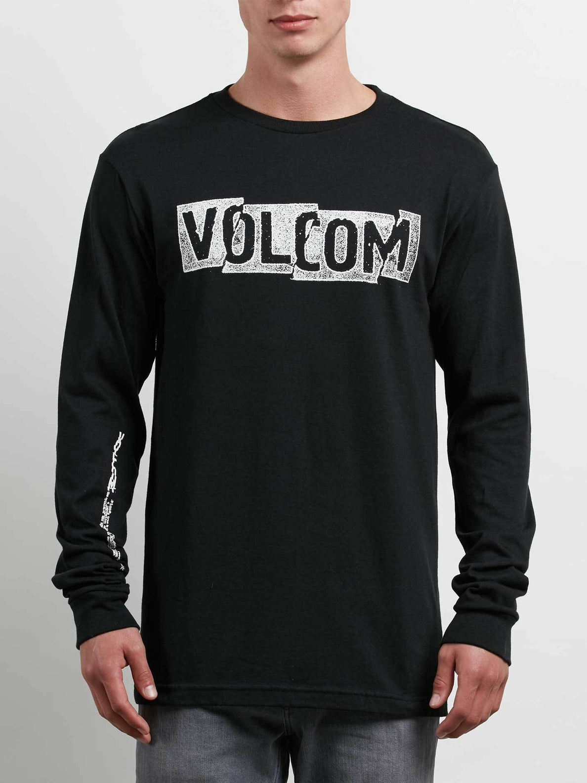 26013ea4 Edge Long Sleeve Tee In Black, ...
