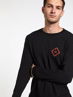 TEMPLE L/S TEE (A3612003_BLK) [19]