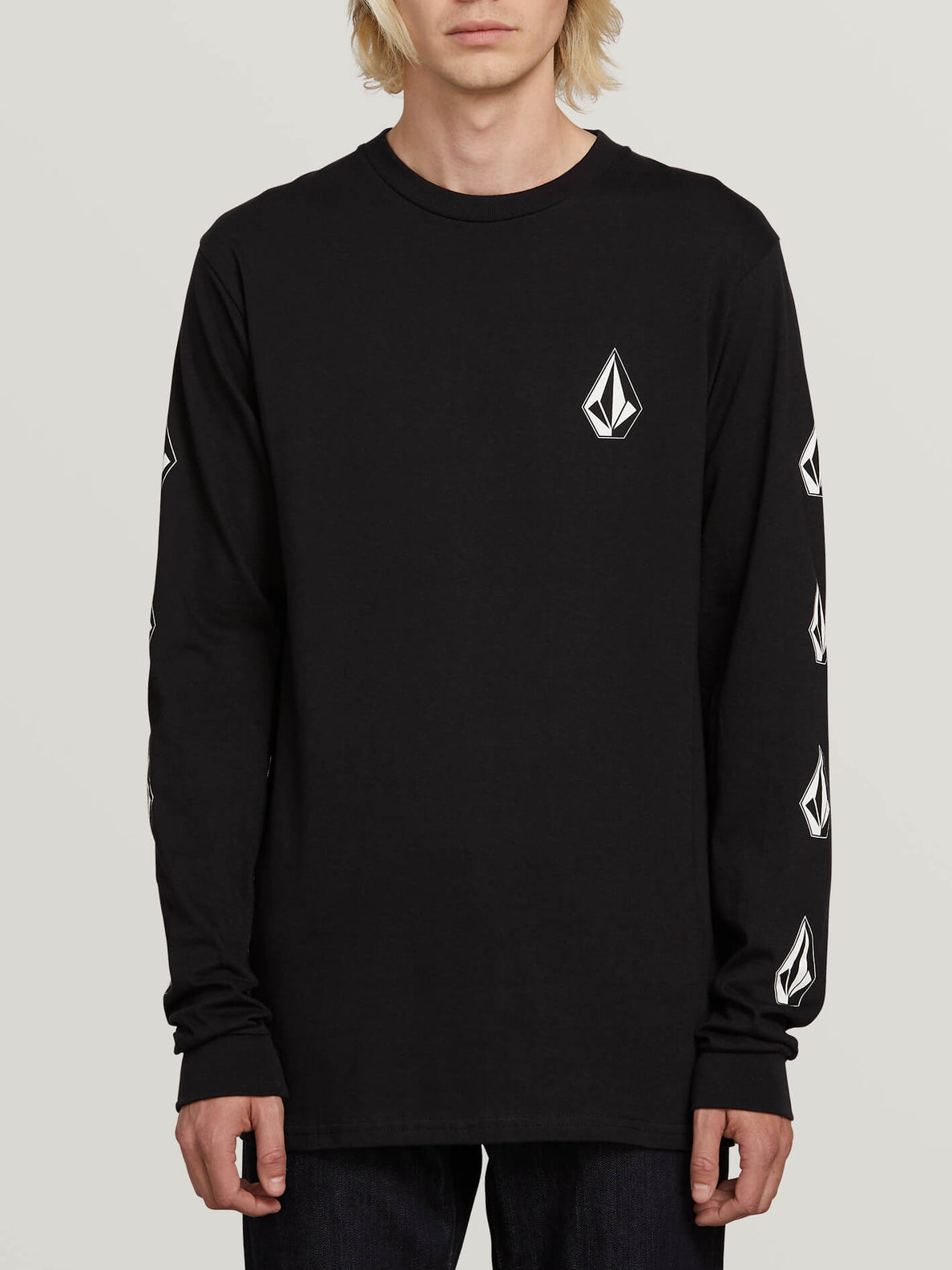5ece4cdb5490bf Deadly Stones Long Sleeve Tee – Volcom
