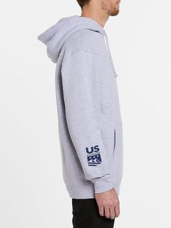 USST Pullover - Heather Grey (A4102009_HGR) [1]