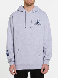 USST Pullover - Heather Grey (A4102009_HGR) [F]