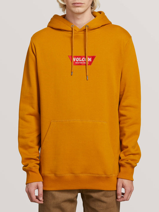 Supply Stone Pullover Hoodie - Camel