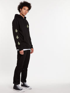 Deadly Stones Pullover - New Black (A4112000_NBK) [13]