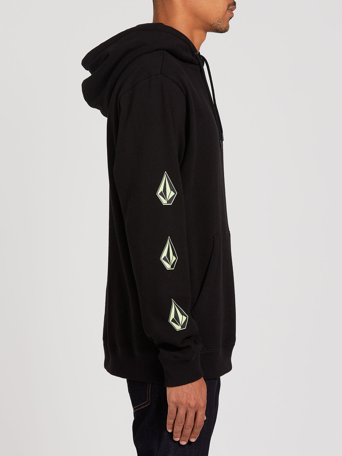Deadly Stones Pullover - New Black (A4112000_NBK) [2]