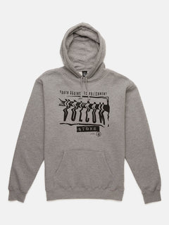 Youth Against Establishment Pullover Hoodie