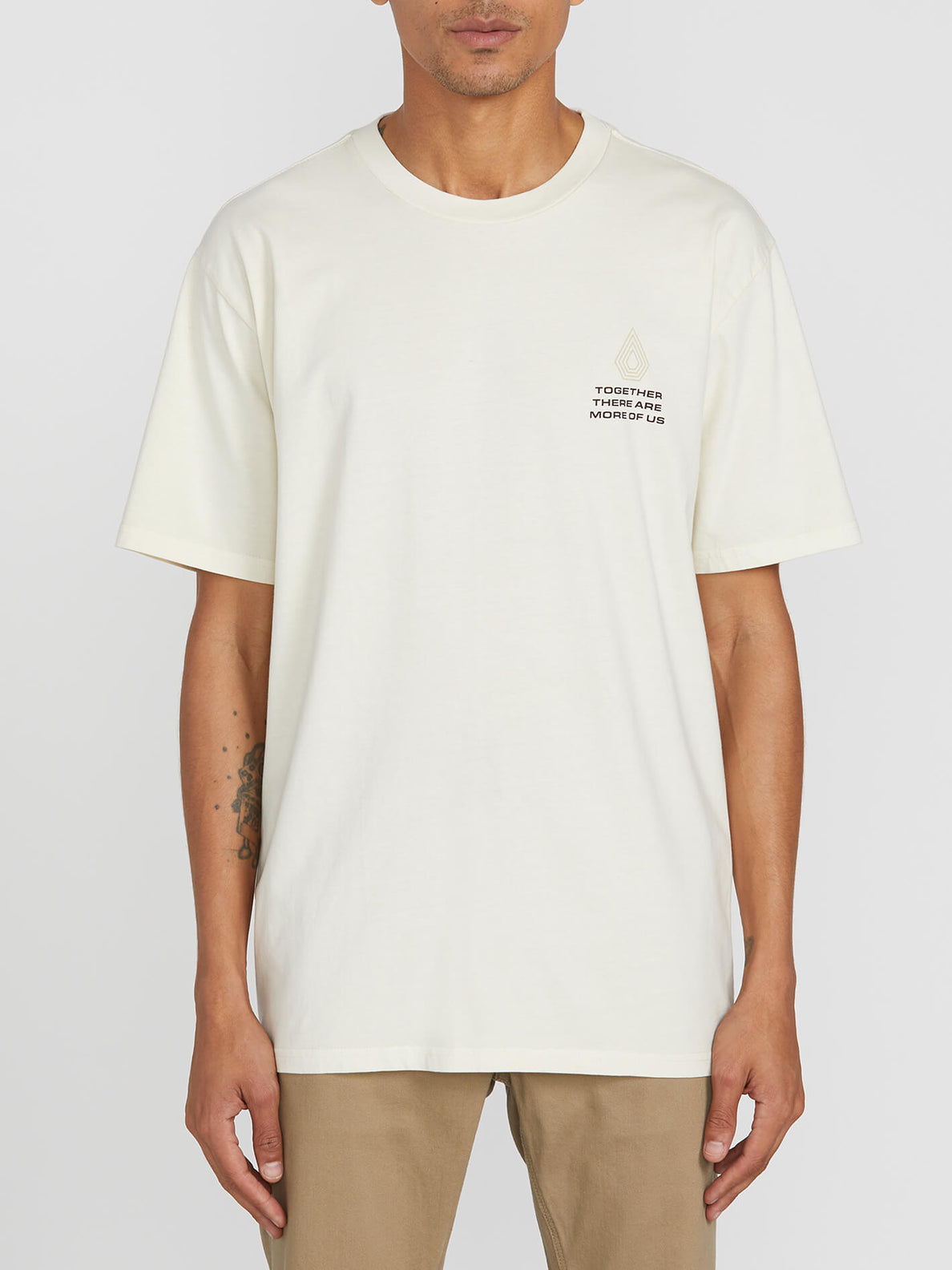 RADIATION S/S TEE (A4312000_OFW) [F]