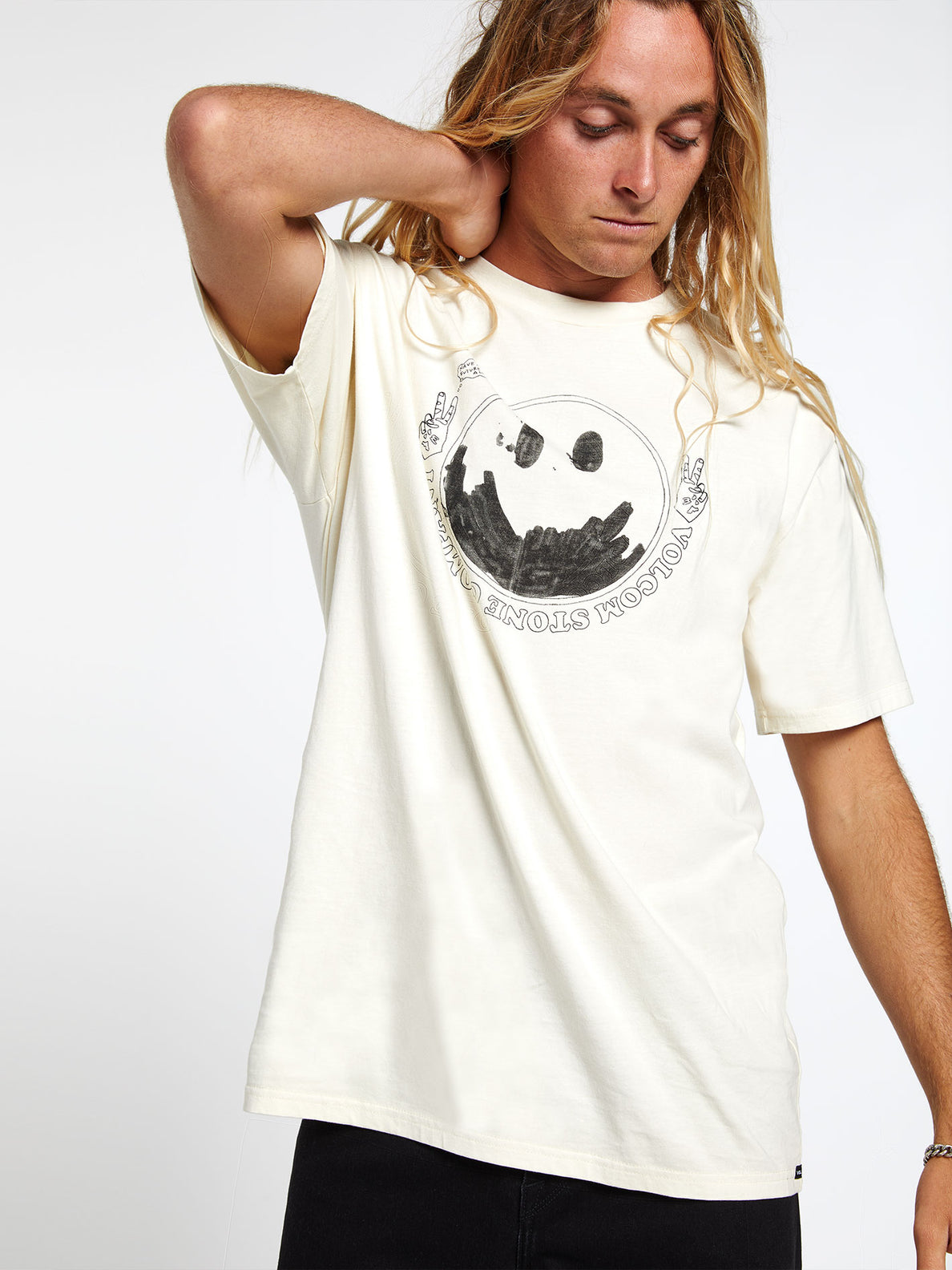 FAKE SMILE S/S TEE (A4312003_OFW) [37]