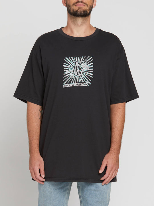 Prog Star Short Sleeve Tee (A4321901_BLK) [F]