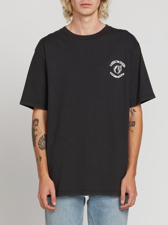 Conception Short Sleeve Tee (A4321903_BLK) [F]